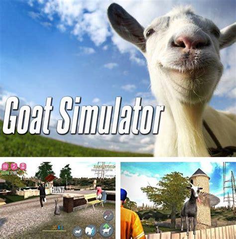 telecharger goat simulator 2013 gratuit iphone