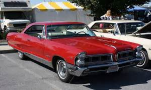 1965 Pontiac Parisienne Custom Sport 2 door hardtop