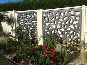 brise vue trompe l oeil brise vue mur en pierres with With trompe l oeil exterieur jardin 2 enrichir la decoration de son jardin avec du treillage