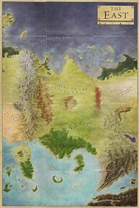 map of east essos {a song of ice and fire} | Books, Comics ...