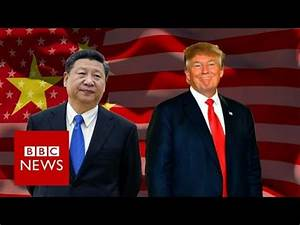 Please get along, people tell presidents - BBC News - YouTube