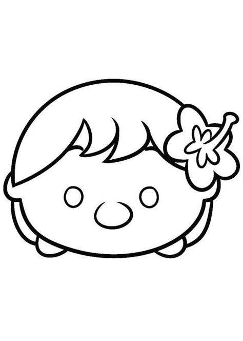 Coloring Tsum Tsum by Tsum Tsum Coloring Pages Best Coloring Pages For