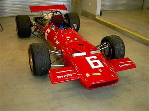 The most successful team in the history of formula 1 welcome to the. 1968 Ferrari F1 - a photo on Flickriver