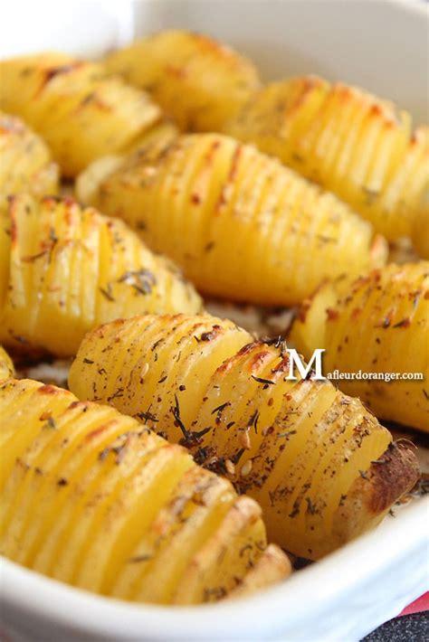 pommes de terre r 244 ties au four