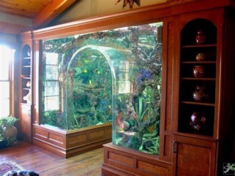 Top Photos Ideas For Walk Through House by 55 Original Aquariums In Home Interiors Digsdigs