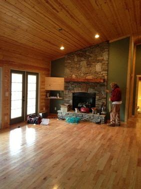 cabin paint colors interior paint color for log cabin style greatroom houzz ideas for the