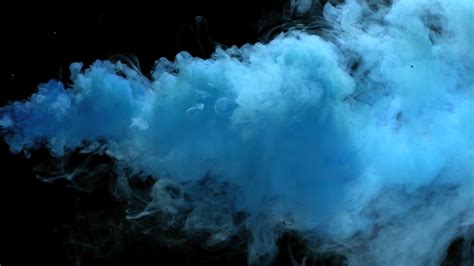 Dark Green Desktop Wallpaper Free Slow Motion Footage Angry Blue Smoke Youtube