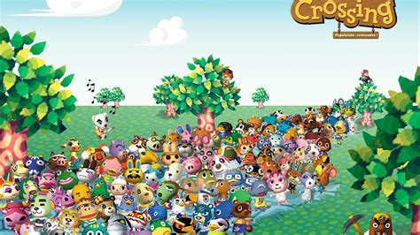 Animal Crossing Wallpaper List - animal crossing iphone wallpaper wallpapersafari
