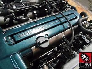 Toyota Aristo Supra Sc300 Twin Turbo Vvti Engine Trans