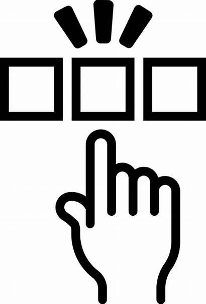 Selection Pick Chose Choice Select Vector Hand
