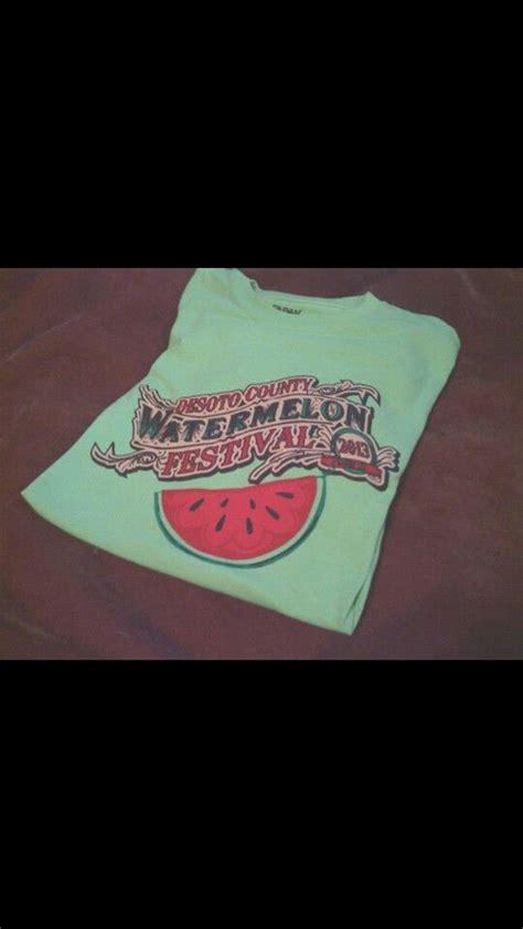 lettering t shirt t shirt idea i like the lettering watermelon festival