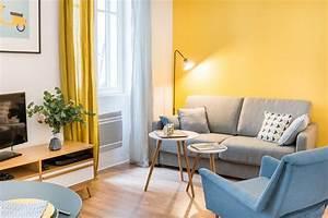 Décoration Salon Jaune Moutarde : d co d int rieur les couleurs tendance en 2018 cercll ~ Melissatoandfro.com Idées de Décoration
