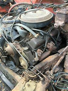 Complete Gm Chevy 350 V8 Engine Motor Transmission