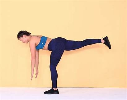 Leg Deadlift Single Self Remi Workout Moves