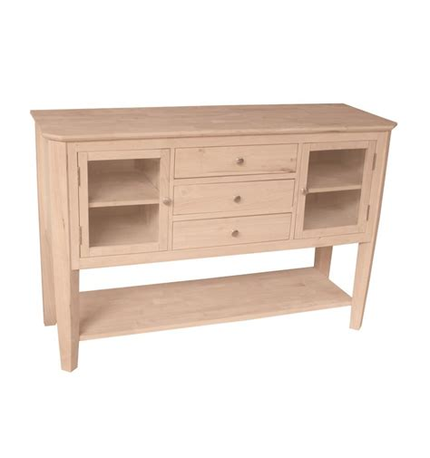 tuscan kitchen cabinets 54 inch tuscany server simply woods furniture 2976