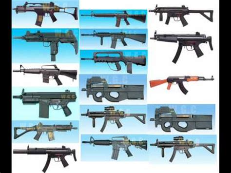 las mejores armas del mundo youtube