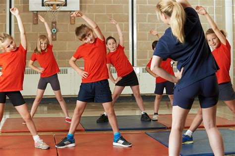 The Importance Of Physical Education Sportstyme