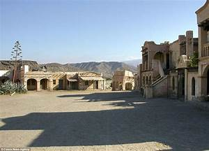 de bene esse: former film sets used in famous westerns now ...