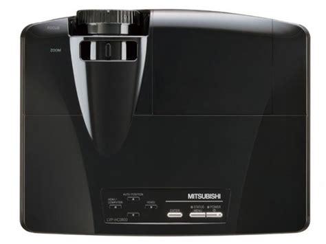 Mitsubishi Projector L Mode Low by New Mitsubishi Hd Projector Lvp Hc3800