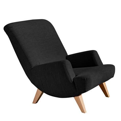 fauteuil design diego couleur noir mati 232 re poly achat vente fauteuil noir cdiscount