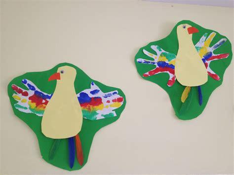 pirate parrot jungle craft classroom arts and crafts 988 | 3103ab0c9b7a0961078a755fd8809de6