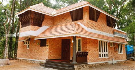 This Baker-model Home In Adoor Is Truly A Visual Treat