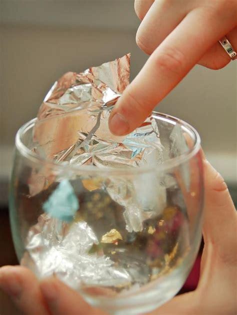 mercury glass votives how to mercury glass votives glass votive leaves