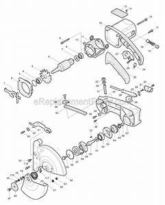 Makita Ls1020 Parts List And Diagram   Ereplacementparts Com