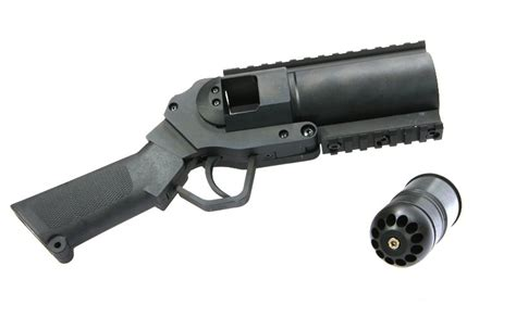 AABB 40mm Pistol Grenade Launcher - AirsoftGoGo