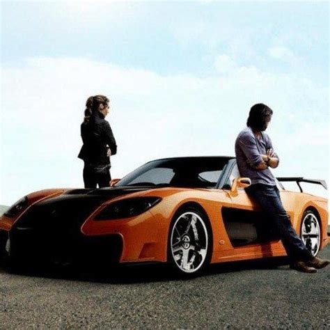 Fast & Furious 6 Poster With Sung Kang And Gal Gadot