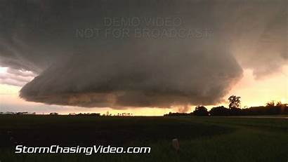 Supercell Tornado North Photogenic Dakota Tornadic Wild