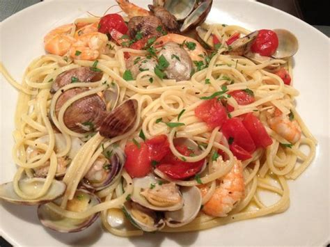 pates aux fruits de mer p 226 tes aux fruits de mer picture of in pasta st laurent du var tripadvisor