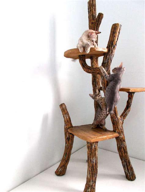 arbre a chat design bois arbre a chat design bois