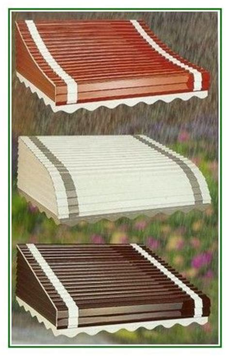 adorable retro aluminum awnings images  pinterest aluminum awnings window awnings