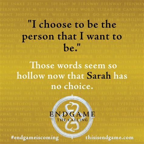 ENDGAME QUOTES JAMES FREY image quotes at relatably.com