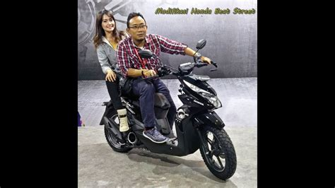 Honda Beat Modif by Inspirasi Modif Honda Beat