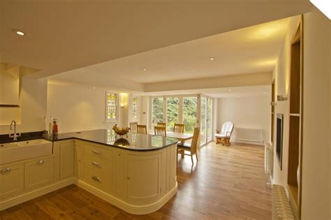 dining room kitchen design open plan 187 honor oak park 9588