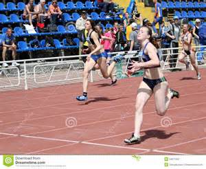 Track and Field 100-Meter Dash