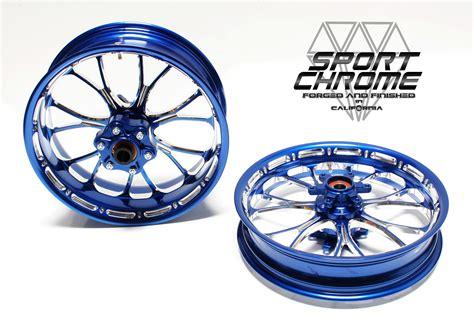 Custom Performance Machine & Rsd Motorcycle Wheels