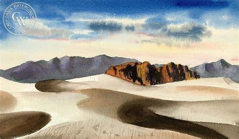 desert landscape   art  jake lee california
