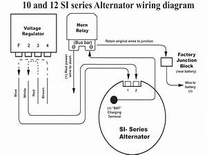 Gm Alternator External Regulator Wiring Diagram