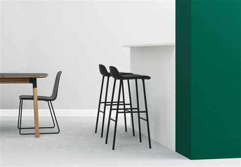 Norman Bar Stools by Form Barstool 65 Bar Stools From Normann Copenhagen