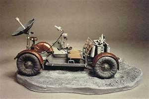 Apollo Lunar Moon Rover 1:35 Scale Resin Model Kit Apollo ...