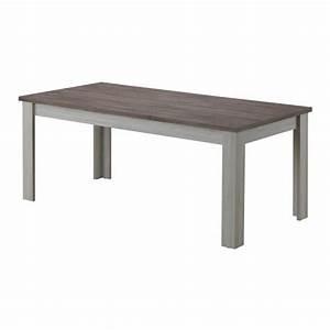 Salle A Manger Chene Clair : table de salle manger contemporaine ch ne clair brun ~ Melissatoandfro.com Idées de Décoration