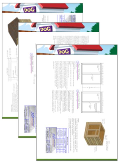 build  dog house insulated dog house plans
