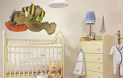 Wandtattoo Kinderzimmer Janosch by Wandtattoo Janosch Tigerente Und B 228 R Janosch Tigerente