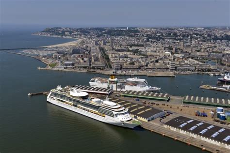 le port du havre contrainte ou atout pour le port du havre la s 251 ret 233 portuaire au cœur du d 233 bat jeudi 23 janvier