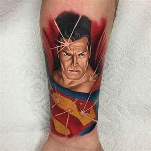 26 best Superman vs. Batman Tattoos images on Pinterest ...