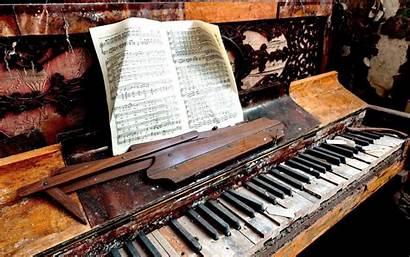 Piano Desktop Grand Wallpapers Keyboard Background Keys