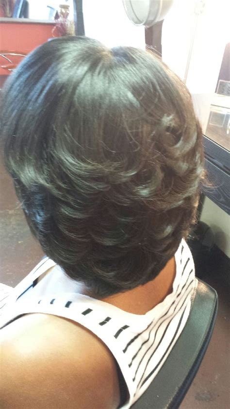 feather bob weaves